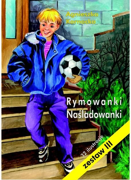 Rymowanki - Naśladowanki - Zestaw III