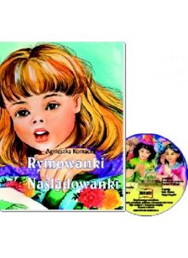 Rymowanki - Naśladowanki - Książka