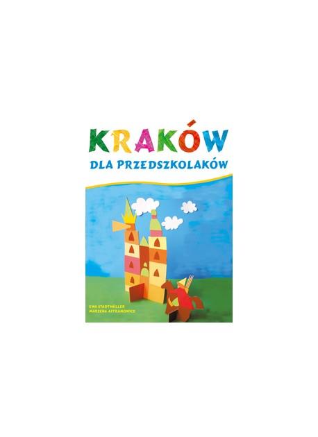 Kraków dla przedszkolaków - zabawy plastyczne