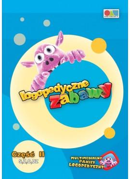 Logopedyczne Zabawy. Część II - S, Z, C, DZ