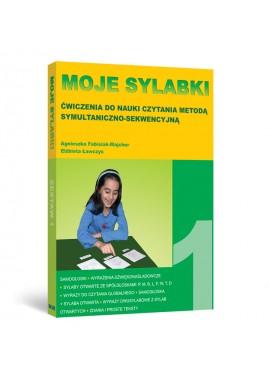 MOJE SYLABKI - Zestaw 1