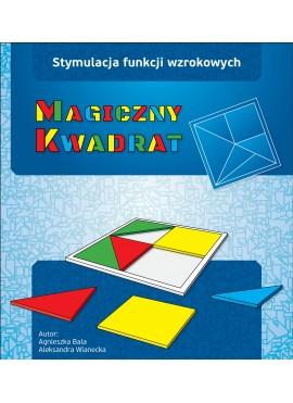 MAGICZNY KWADRAT - Stymulacja funkcji wzrokowych