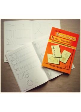 Kropki i kropeczki, kreski i kreseczki - ćwiczenia grafomotoryczne